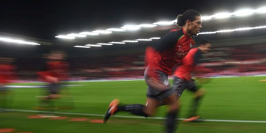 Ingin Tinggalkan Southampton, Mungkinkah Van Dijk Akhirnya ke Liverpool?