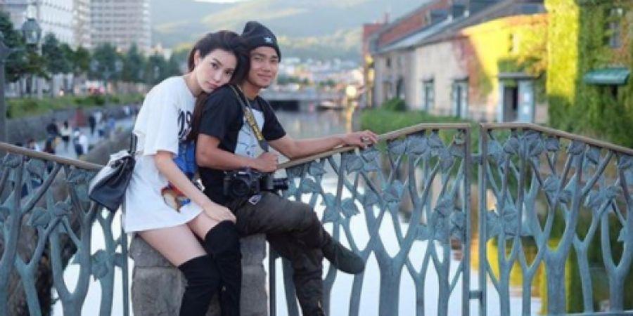 Romantis Maksimal, Pasangan Pesepak Bola dan Aktris Thailand Ini Dijamin Bikin Jomblo Baper Berkepanjangan