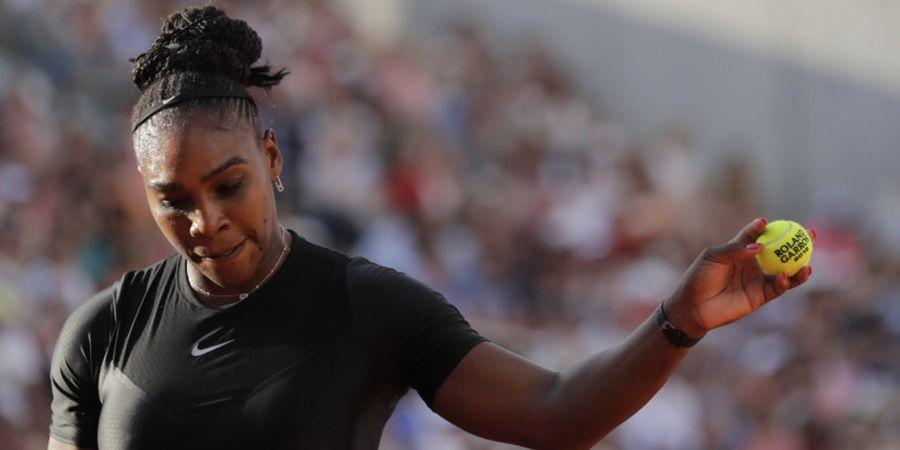 Postpartum Jadi Alasan Pengunduran Diri Serena Williams dari Rogers Cup 2018