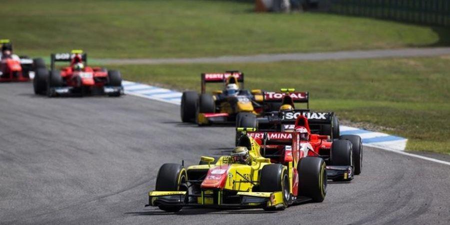 GP2 Jerman, Balapan yang Sulit buat Sean dan Evans