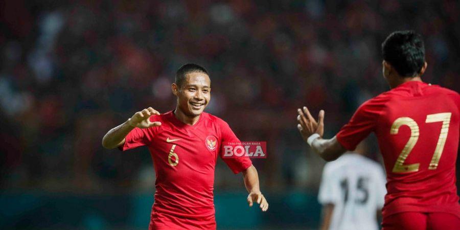 Persiapan Matang, Evan Dimas Janjikan Kemenangan untuk Timnas Indonesia di Myanmar