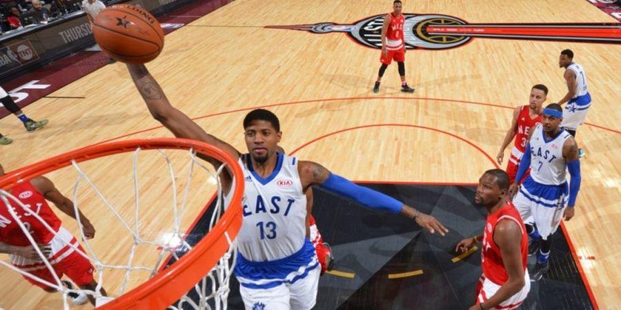 Pemain NBA dan Media Kini Bisa Ikut Memilih Starter NBA All-Star Game