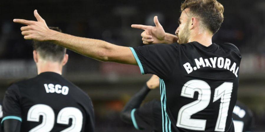 Si Pembunuh Dilarang Melawan Real Madrid