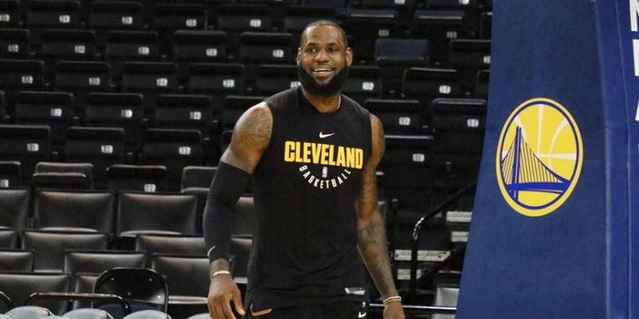 Saat Para Pemain NBA Rayu LeBron James untuk Tinggalkan Cavaliers
