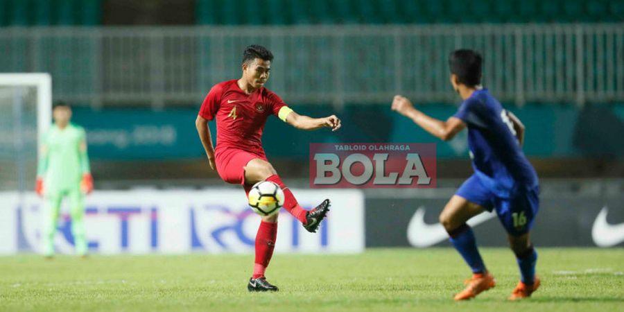 Timnas U-19 Takluk dengan Skor Telak dari China di Stadion Pakansari