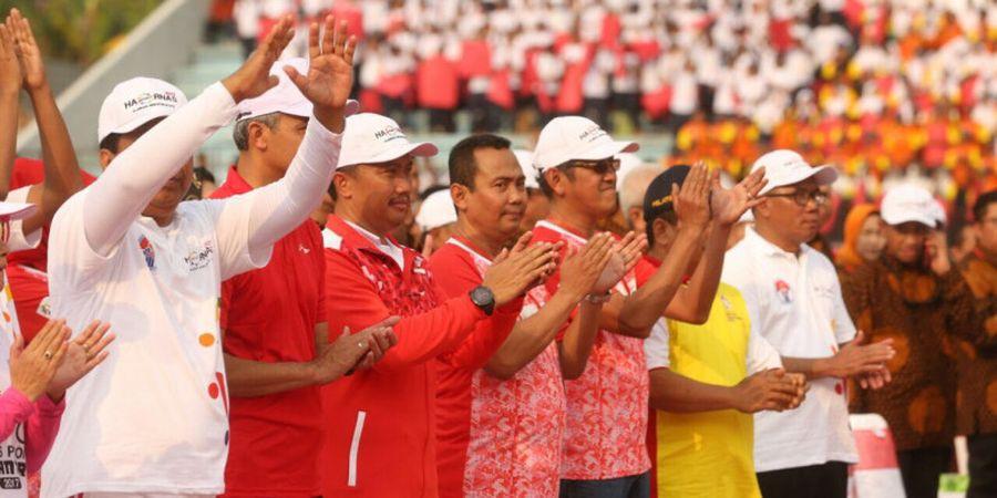 Haornas 2017, Momentum untuk Kembalikan Kejayaan Olahraga Indonesia