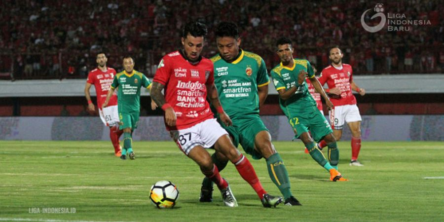 Bali United ke Markas Persija, Kenangan bersama  The Jak Mania Bikin Stefano Lilipaly Waspada