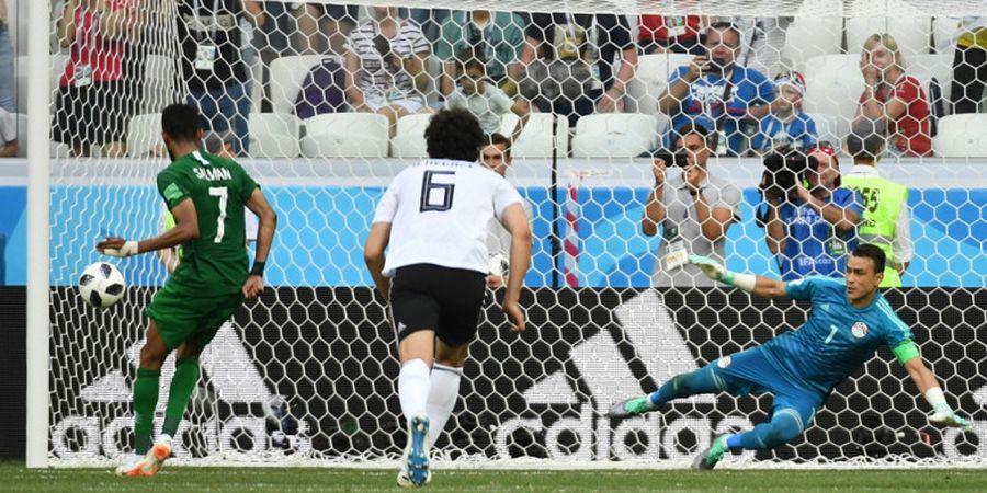 Pahlawan Arab Saudi: Masuk Deretan Pencetak Gol di PD adalah Suatu Kebangaan Tersendiri