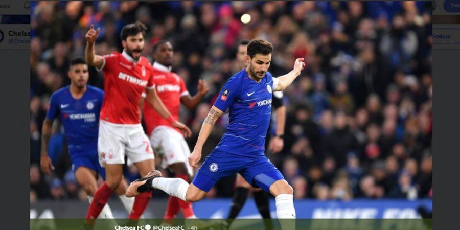 Hasil Lengkap Piala FA - Trio London Perkasa, Klub Erick Thohir Tersingkir