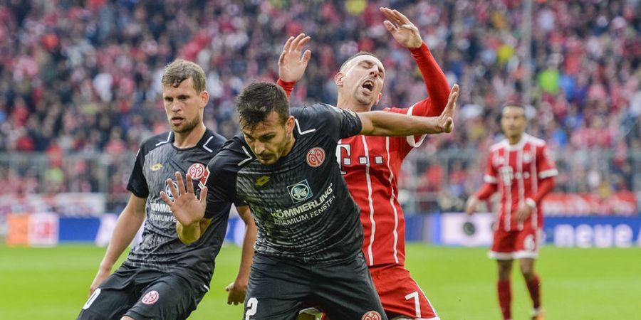Wajib Tahu, 6 Fakta Menjelang Mainz vs Bayern Muenchen