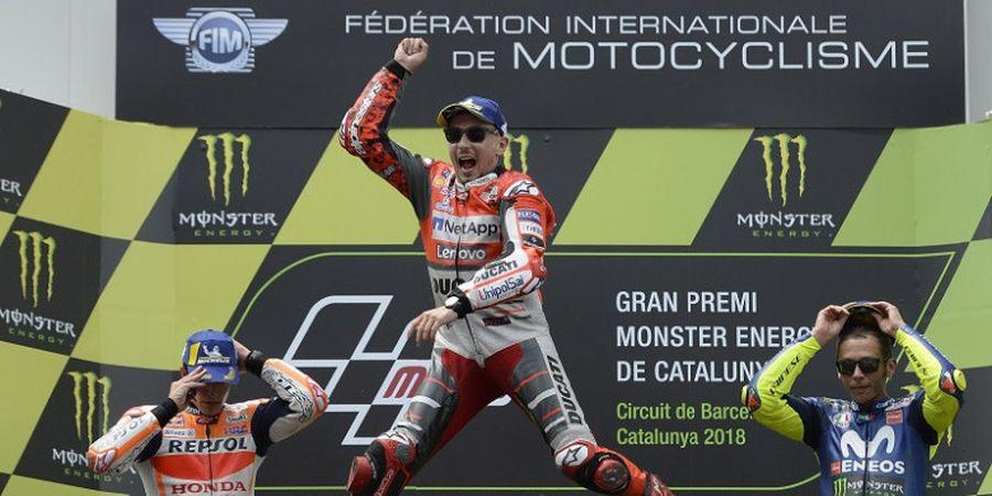 Klasemen Sementara MotoGP 2018 Setelah Balapan GP Catalunya