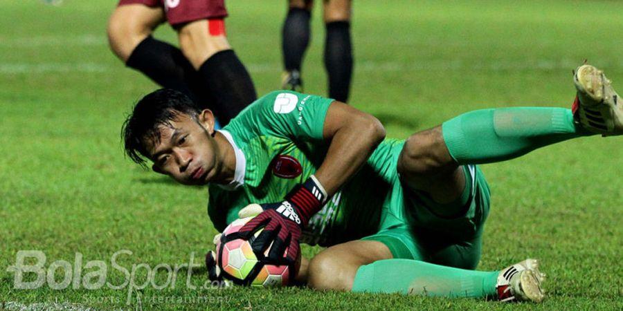 Mantan Kiper PSM Makassar Akui Rumor Transfer ke Persebaya Surabaya