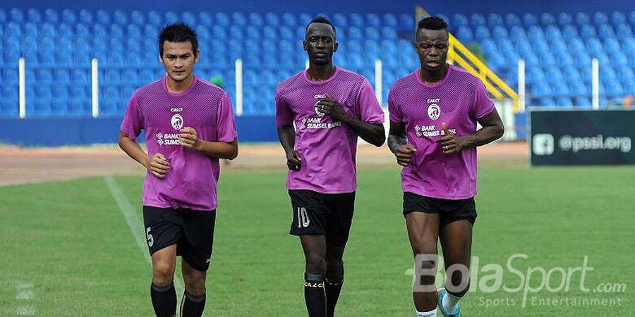Duo Mali Milik Sriwijaya FC Pamit dari Skuat Laskar Wong Kito, Kenapa?
