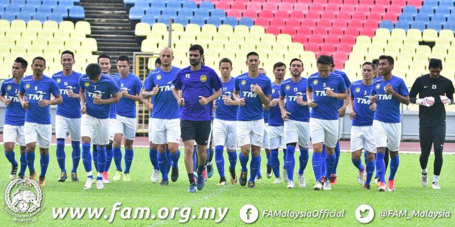 Timnas Malaysia Diperkuat 6 Pemain Naturalisasi, Termasuk Eks Arema FC