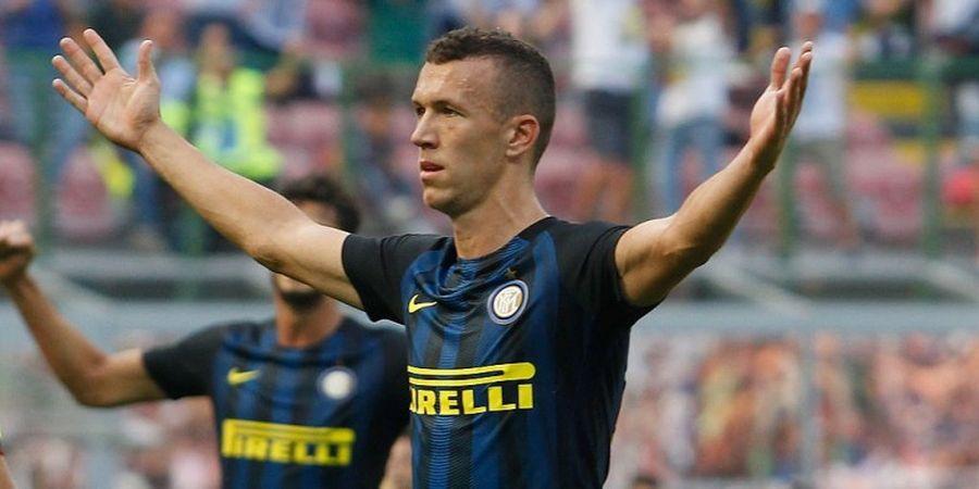 Gol Ketujuh Perisic Selamatkan Muka Inter Milan