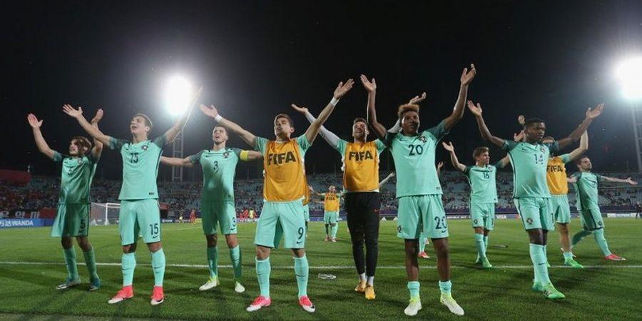 Hasil Piala Dunia U-20, Tuan Rumah Tersingkir