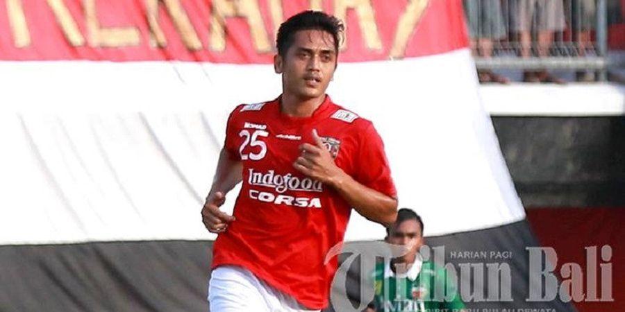 Yabes Tanuri: I Made Wirahadi Pernah Jadi Bagian Penting Bali United