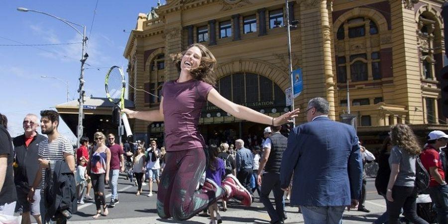 Johanna Konta, Petenis Kelahiran Australia yang Ingin Cetak Sejarah untuk Inggris