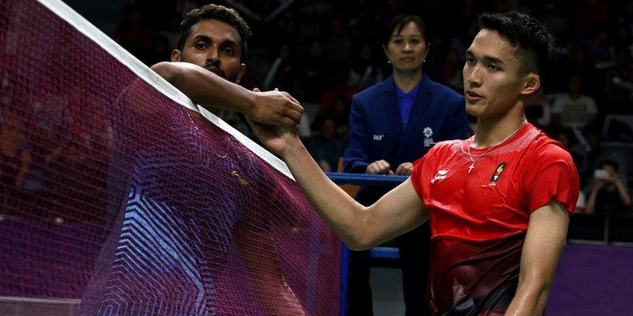 Link Live Streaming Indonesia Versus China, Final Bulu Tangkis Beregu Putra Asian Games 2018