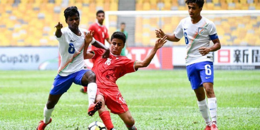 Timnas U-16 Vs India - Bagus Kahfi Mendapatkan Peringatan jelang Duel Terakhir