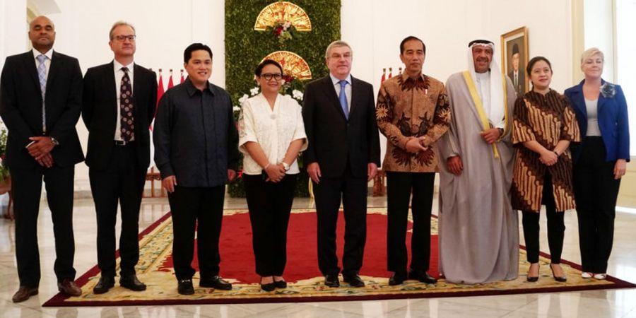 Ini Pesaing Indonesia untuk Menjadi Tuan Rumah Olimpiade 2032