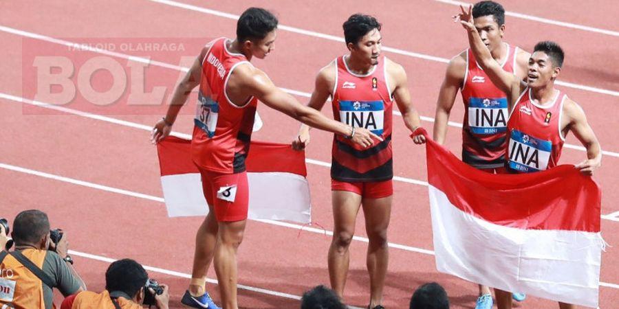 Standar Atlet Indonesia Dinilai Sudah Naik Setelah Asian Games 2018