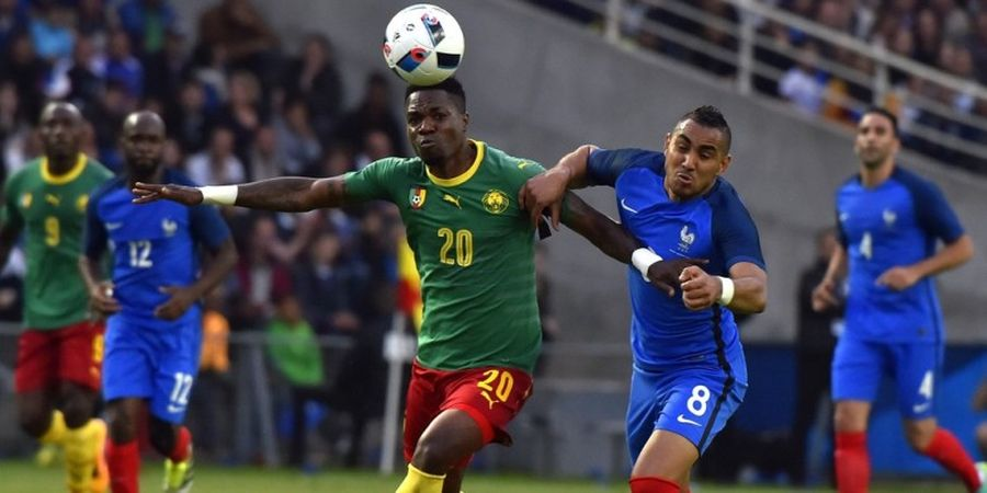 Gol Tendangan Bebas Payet Tentukan Kemenangan Prancis