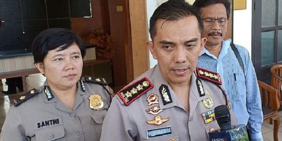 Ini Penjelasan Kapolrestabes Bandung soal Tewasnya Seorang The Jakmania di Sekitar Stadion GBLA