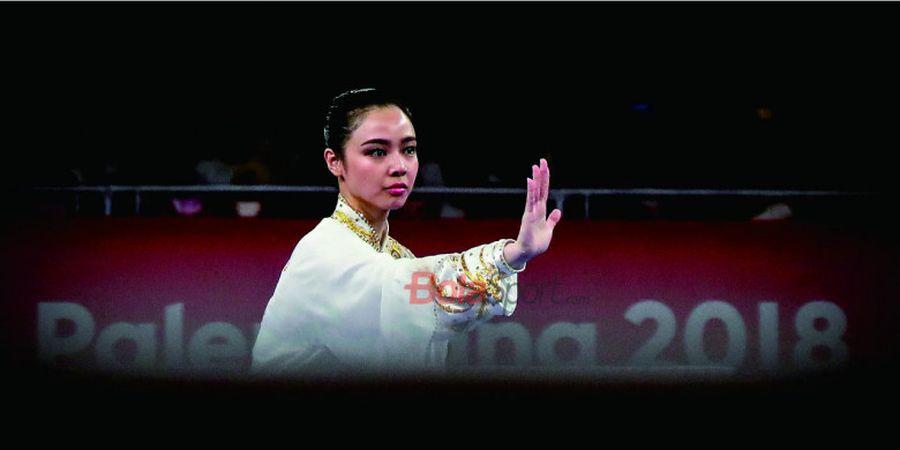 Siapakah Pacar Lindswell Kwok, Peraih Medali Emas Asian Games 2018?