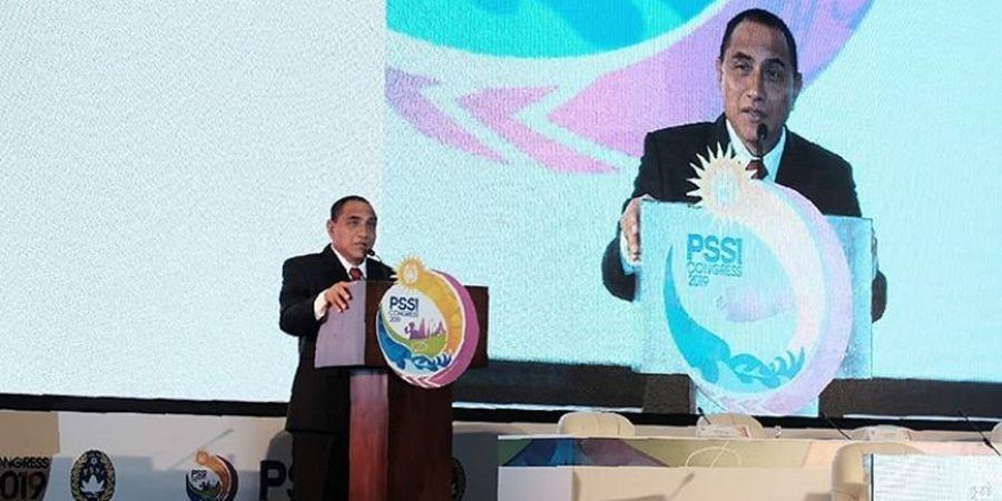Ini Dua Fokus Utama Joko Driyono di PSSI setelah Edy Rahmayadi Mundur