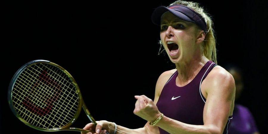 WTA Finals 2018 - Elina Svitolina Tembus Partai Puncak Usai Menangi Duel 2 Jam 37 Menit