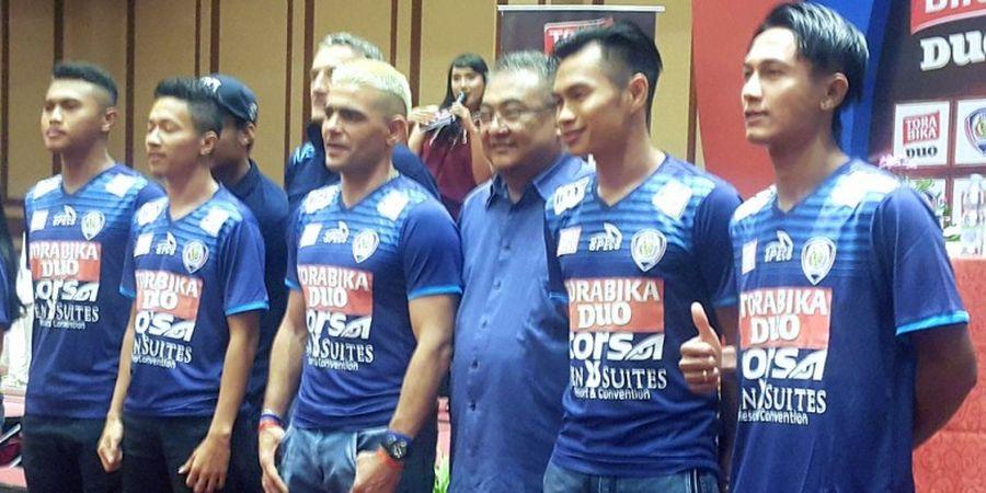 Arema FC Siap Bersih-bersih Skuad Sambut Musim Baru