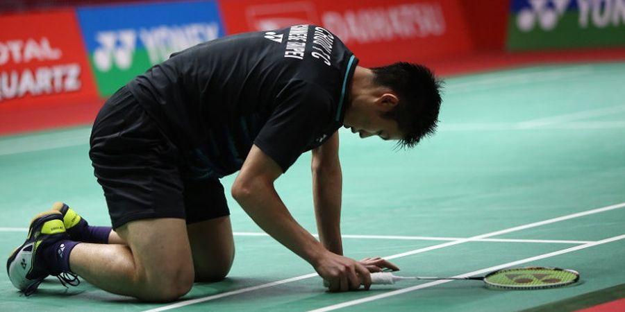 German Open 2018 - Chou Tien Chen Sukses Pertahankan Gelar Juara Usai Lewati Partai Sulit