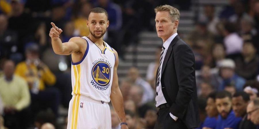 Warriors Terancam Bertanding Tanpa Steve Kerr hingga Semifinal Wilayah Tuntas