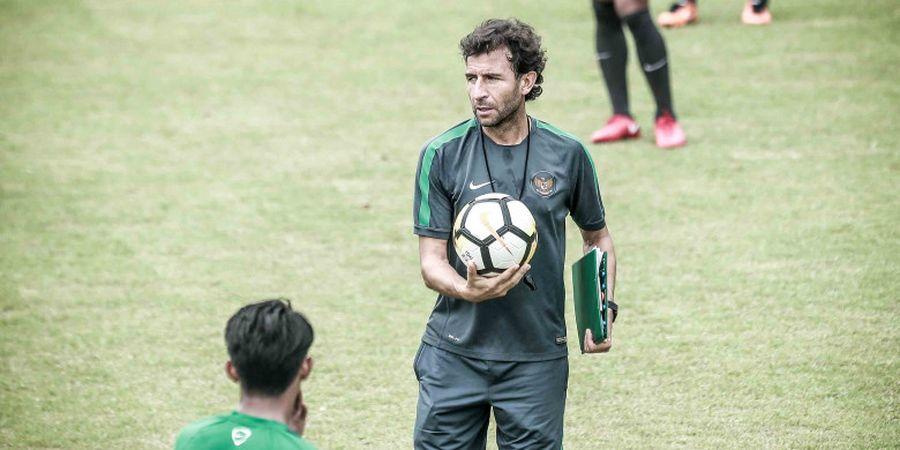 FAT Bantah Bidik Luis Milla sebagai Pelatih Utama Timnas Thailand