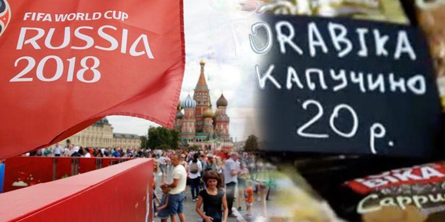 Siapa Sangka, Kopi Murah Indonesia Ini Jadi 'Juara' di Rusia