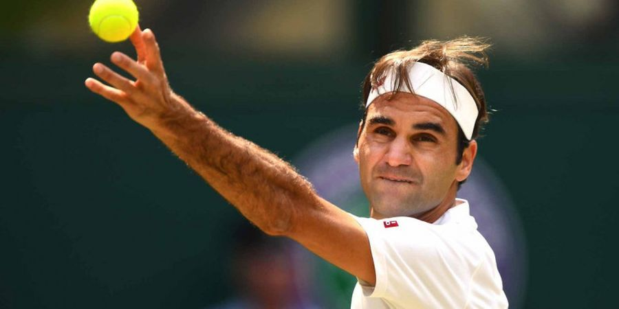 Berpisah dengan Nike, Roger Federer Minta Hak Logonya