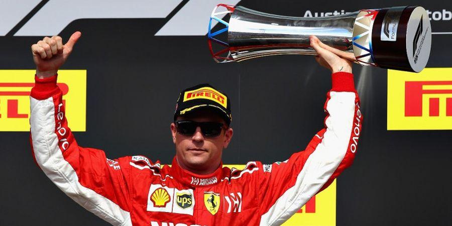 Mekanik yang Terlindas Mobil F1 Kimi Raikkonen Sudah Kembali Pulih