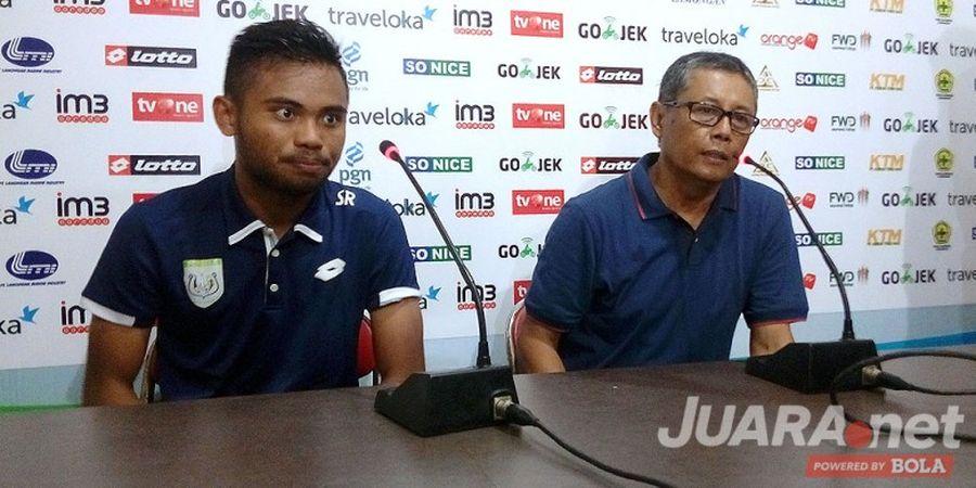 Kalahkan Arema, Pelatih Persela Berharap Kebangkitan Timnya Berlanjut
