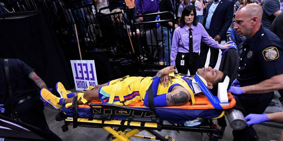 Golden State Warriors Kembali Harus Kehilangan Pemain karena Cedera