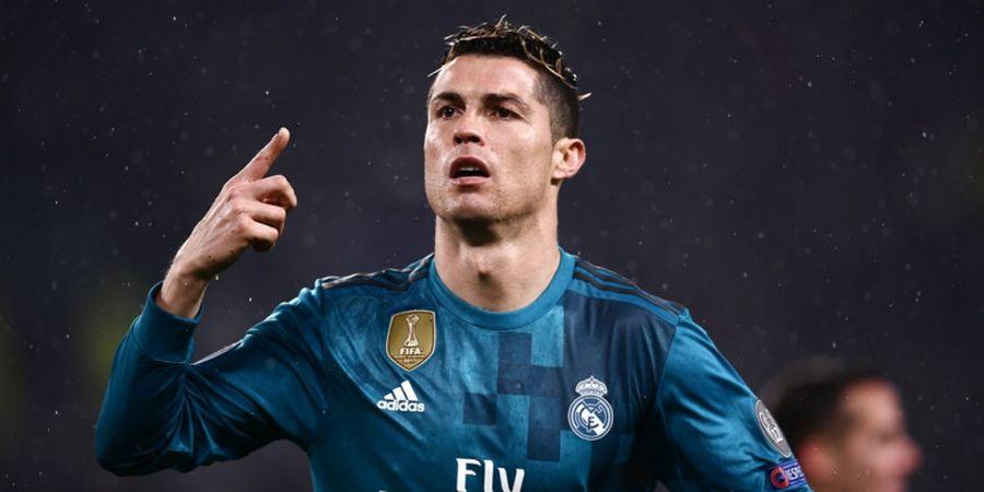 Berbagai Komentar dari Para Bintang Mengenai Gol Salto Ronaldo, Ada yang Bikin Ngakak Guling-guling