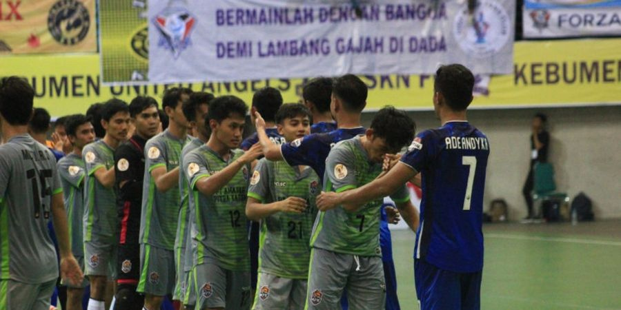 Pro Futsal League 2018 - Giga FC Gagal Kudeta Vamos Mataram Usai Kalah dari APK Samarinda