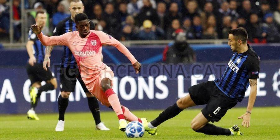 Ultimatum Pelatih Prancis: Perbaiki Sikapmu, Ousmane Dembele