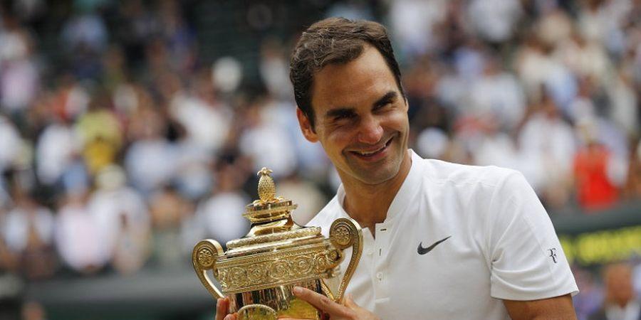 VIDEO - 4 Comeback Paling Epik Roger Federer, Spesial di Hari Ulang Tahunnya!