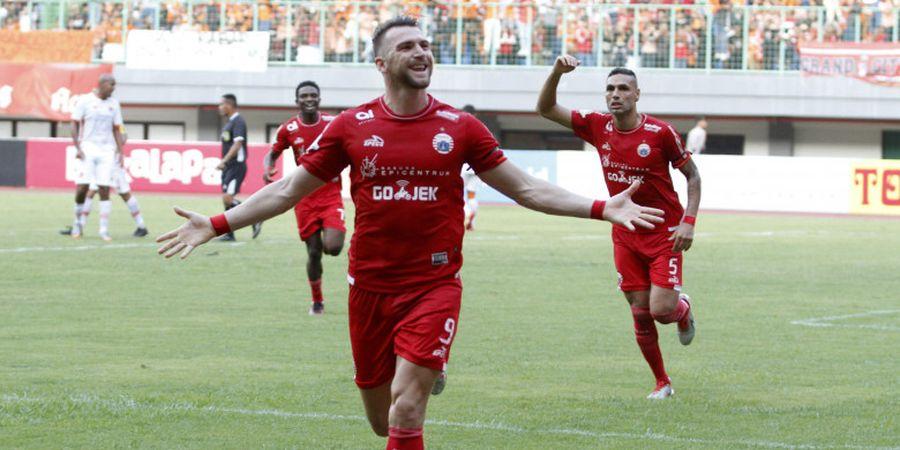 Marko Simic Ingin Persija Jadi Juara Liga 1 2018 di Stadion Utama Gelora Bung Karno