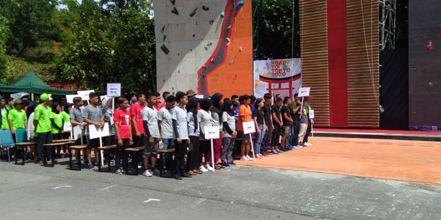 Pelatnas Pra-Olimpiade 2020 Cabor Panjat Tebing Munculkan Wajah Baru