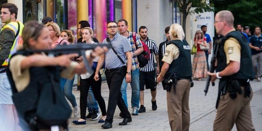 Belasungkawa Bayern Muenchen untuk Korban Penembakan