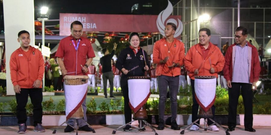 Nongkrong Bareng Atlet Asian Games 2018 di Rumah Indonesia