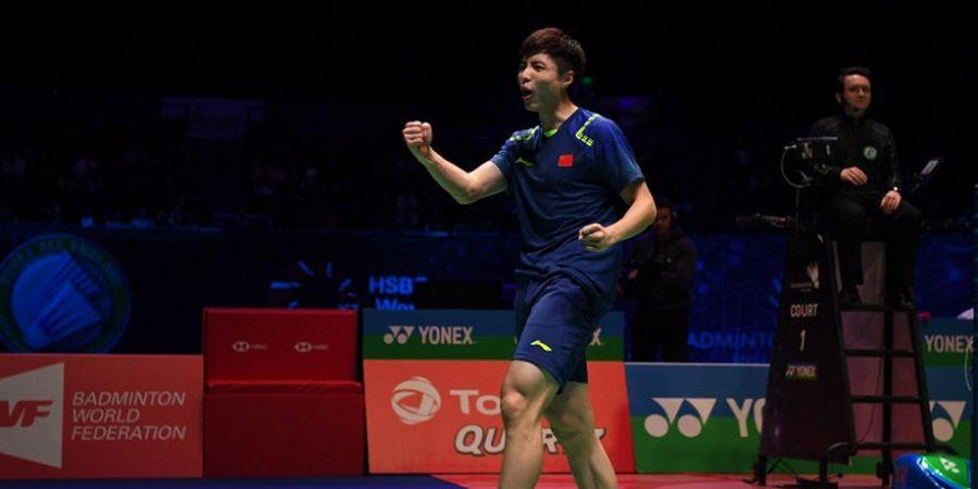 Juarai All England 2018, Shi Yuqi Geser Peringkat Lee Chong Wei