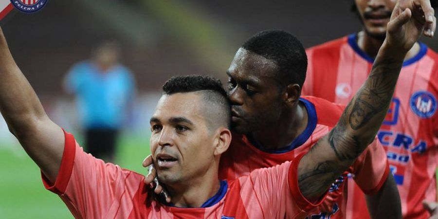Mantan Pemain Persib Bandung asal Papua Berhasil Bawa Klubnya Promosi ke Divisi Utama Liga Malaysia
